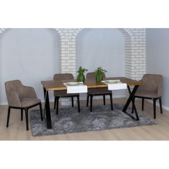 Stół w stylu industrialnym 140