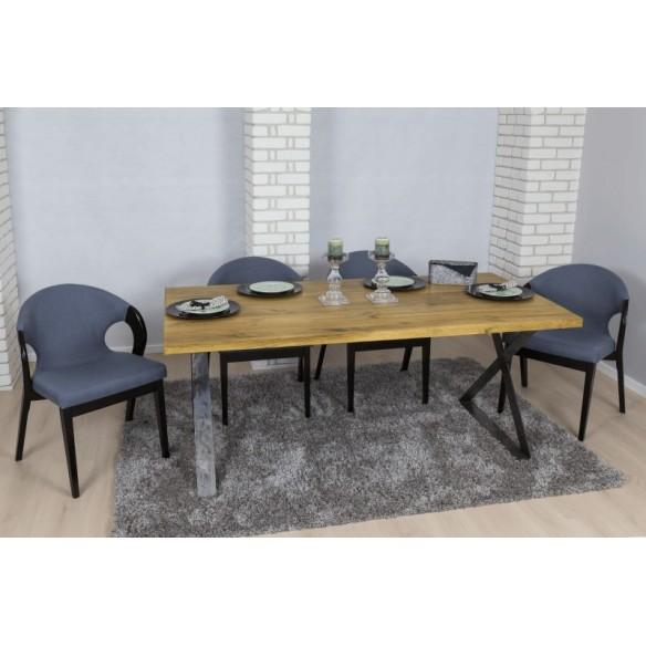 Stół w stylu industrialnym 120