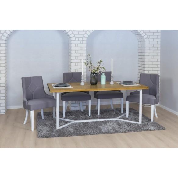 Stół industrialny dwumetrowy