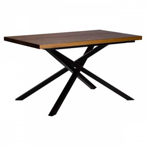 Loftowy stół do salonu