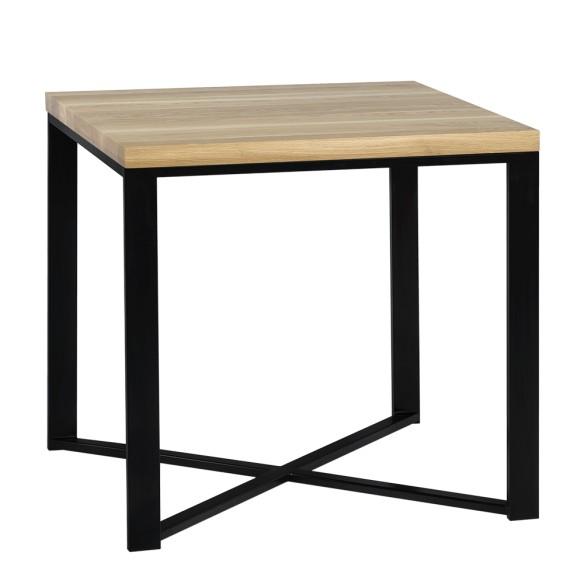 Stół loft design czarny