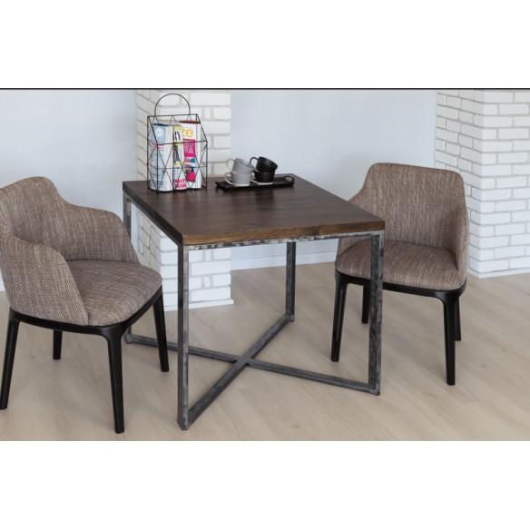 Stół loftowy drewniany