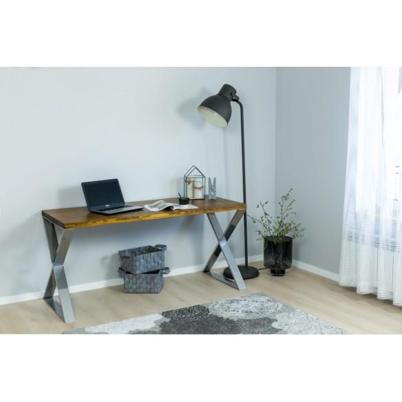 Nowoczesne biurko w stylu industrialnym