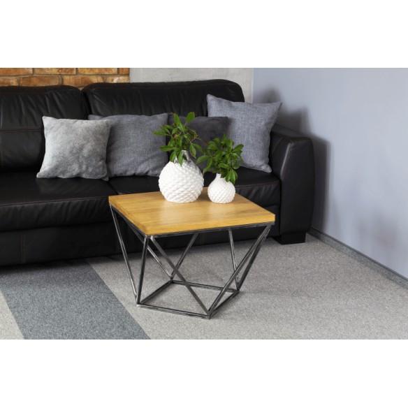 Stolik kawowy styl industrialny loftowy