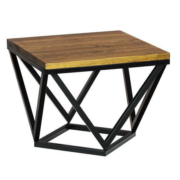 Nowoczesny stolik kawowy loftowy