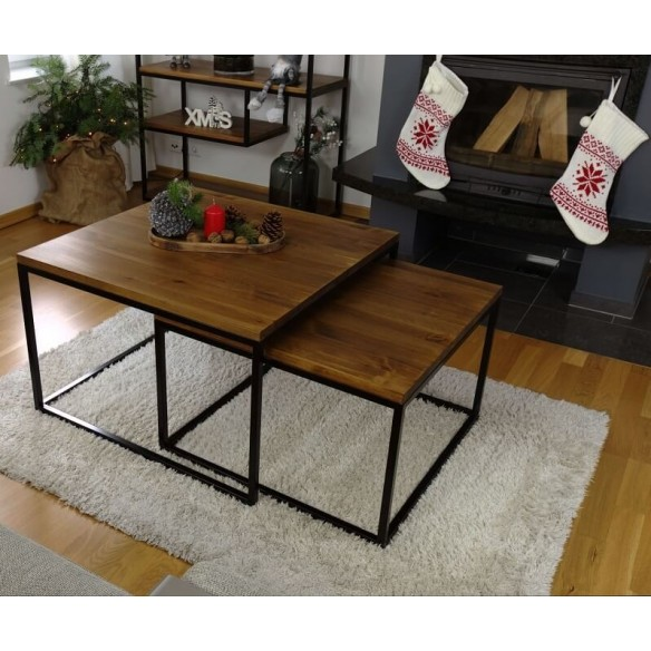 stolik kawowy duo loft