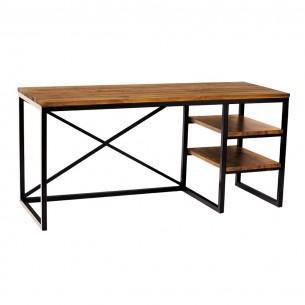 Designerskie biurko loftowe